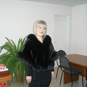 Спевакина Анисья Ильинична