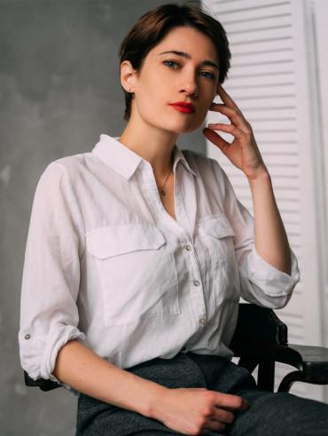 Анжелика Решетникова